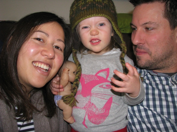 Fun with Helen (whom Amaya has renamed 'Honey') and Jonny.