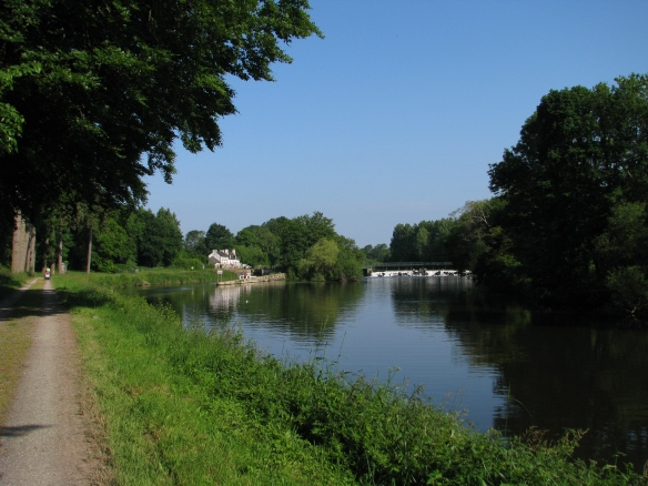 Impossibly beautiful cycling
