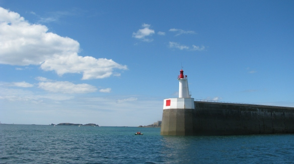 Lighthouse St Malo