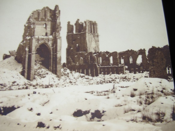 Ypres after WWI.