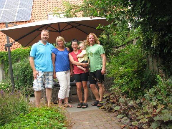 Henk and Rosanna